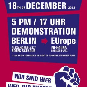 Pressconference, Action & Demonstration /// Pressconference, Action & Demonstration